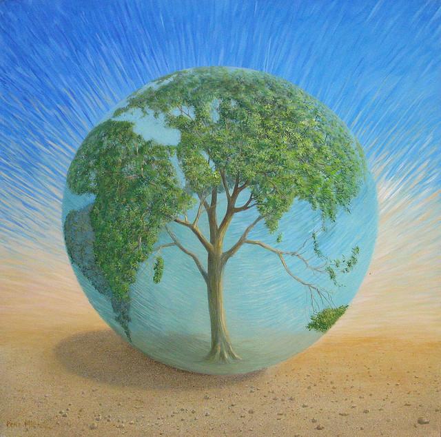 Vibrant Earth